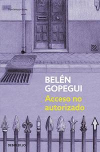 Libro ACCESO NO AUTORIZADO