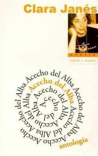 Libro ACECHO DEL ALBA