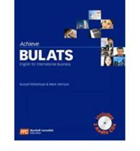 Libro ACHIEVE BULATS WITH ANSWER KEY: ENGLISH FOR INTERNATIONAL BUSINESS