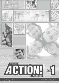 Libro ACTION ESO 1 EJERCICIOSR CAT ED 2014