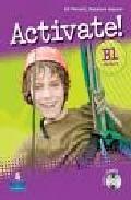 Libro ACTIVATE! B1 WB NO KEY + CD ROM