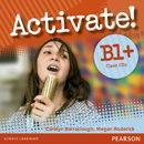 Libro ACTIVATE! B1+ CLASS CD