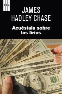 Libro ACUESTALA SOBRE LOS LIRIOS