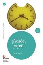Libro ADIOS PAPA + CD