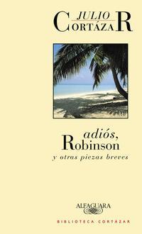 Libro ADIOS ROBINSON
