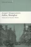 Libro ADIOS SHANGHAI