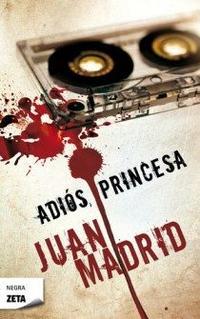 Libro ADIOS, PRINCESA
