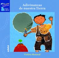 Libro ADIVINANZAS DE NUESTRA TIERRA