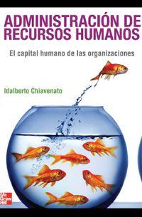Libro ADMINISTRACION DE LOS RECURSOS HUMANOS