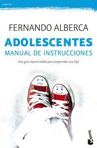 Libro ADOLESCENTES. MANUAL DE INSTRUCCIONES