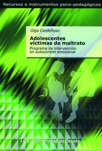 Libro ADOLESCENTES. VICTIMAS DEL MALTRATO