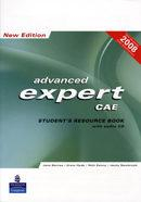 Libro ADVANCED EXPERT STUDENT´S RESOURCE BK NO KEY + CD NE