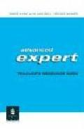 Libro ADVANCED EXPERT: TEACHER S RESOURCE BOOK