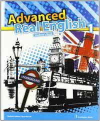 Libro ADVANCED REAL ENGLISH 1º ESO