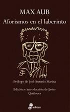 Libro AFORISMOS EN EL LABERINTO