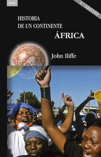 Libro AFRICA: HISTORIA DE UN CONTINENTE