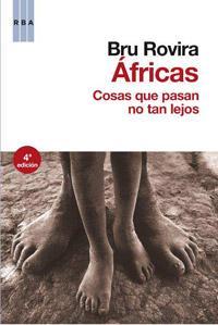 Libro AFRICAS: COSAS QUE PASAN NO TAN LEJOS