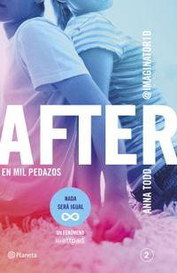 Libro AFTER. EN MIL PEDAZOS (#2)