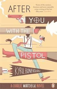 Libro AFTER YOU WITH THE PISTOL