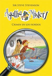 Libro AGATHA MISTERY 10: CRIMEN EN LOS FIORDOS