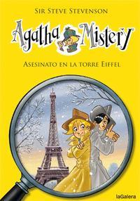 Libro AGATHA MISTERY 5: ASESINATO EN LA TORRE EIFFEL