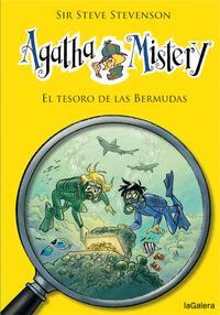 Libro AGATHA MISTERY 6: EL TESORO DE LAS BERMUDAS
