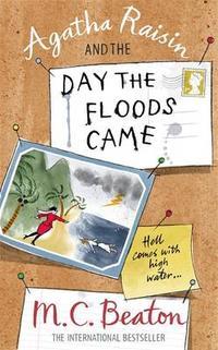 Libro AGATHA RAISIN AND THE DAY THE FLOODS CAME