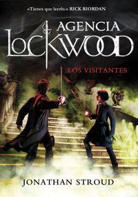 Libro AGENCIA LOCKWOOD 1: LOS VISITANTES