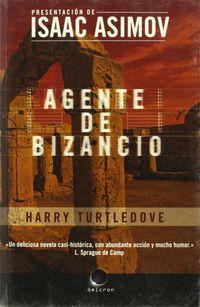 Libro AGENTE DE BIZANCIO