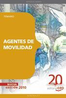 Libro AGENTES DE MOVILIDAD. TEMARIO