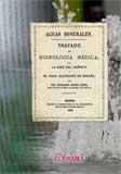 Libro AGUAS MINERALES: TRATADO DE HIDROLOGIA MEDICA