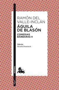 Libro AGUILA DE BLASON