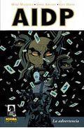 Libro AIDP 10: LA ADVERTENCIA