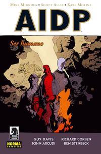 Libro AIDP 16 - SER HUMANO