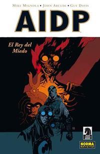 Libro AIDP VOL. 14: EL REY DEL MIEDO