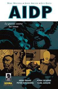 Libro AIDP: LA GUERRA CONTRA LAS RANAS VOL. 12