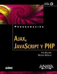 Libro AJAX, JAVASCRIPT Y PHP