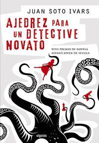 Libro AJEDREZ PARA UN DETECTIVE NOVATO