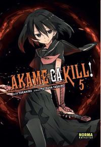 Libro AKAME GA KILL! 05