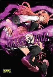 Libro AKAME GA KILL! 06