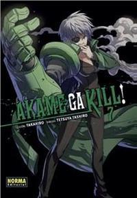 Libro AKAME GA KILL! 07