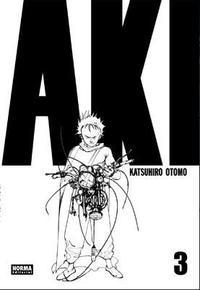 Libro AKIRA 3
