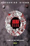 Libro AKIRA CLUB