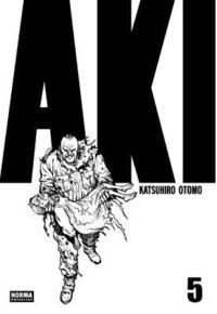 Libro AKIRA Nº 5