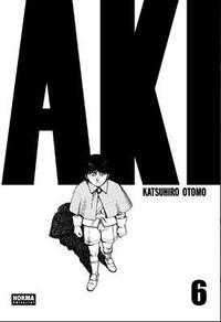 Libro AKIRA Nº 6