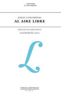 Libro AL AIRE LIBRE - LOOPOESIA 2014