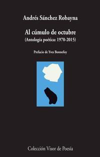 Libro AL CÚMULO DE OCTUBRE