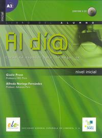 Libro AL DIA. CURSO INICIAL DE ESPAÑOL. ALUMNO + CD