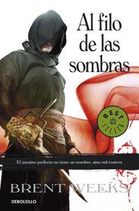 Libro AL FILO DE LAS SOMBRAS (EL ÁNGEL DE LA NOCHE #2)
