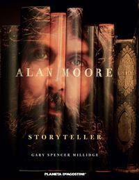 Libro ALAN MOORE: STORYTELLER